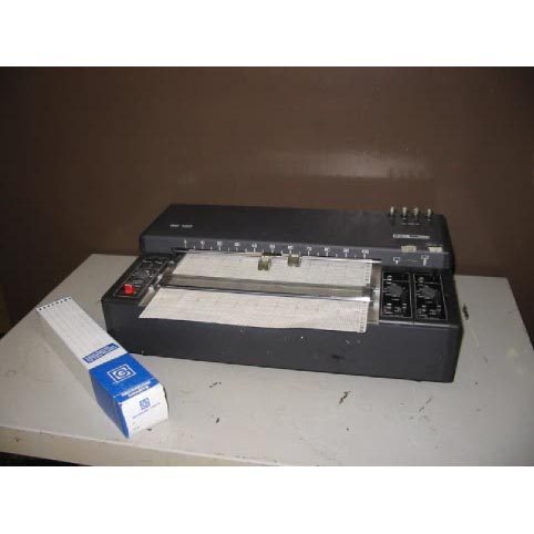 BBC GOERZ METROWATT Model: SE 120 Single channel recorder