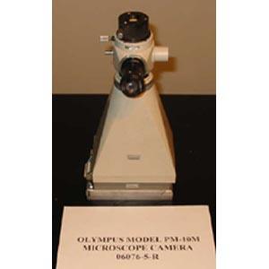 OLYMPUS Model: PM-10M   MICROSCOPE CAMERA ATTACHMENT
