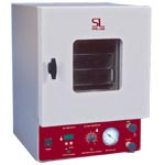 Shel Lab Vacuum Oven Microprocessor 0.6 Cu ft 120v