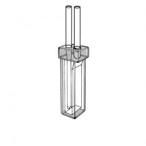 Unknown - Quartz Suprasil Flowcell - 10mm path - 1 cell