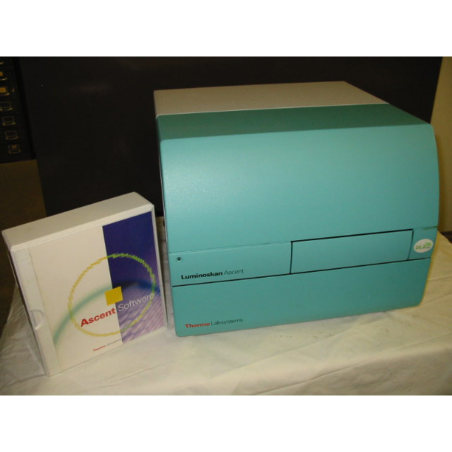 Thermo Luminoskan Ascent Luminescent microplate reader