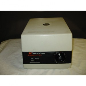 IEC Centra-M Micro Centrifuge with rotor