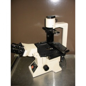 Olympus Model CK2 inverted microscope