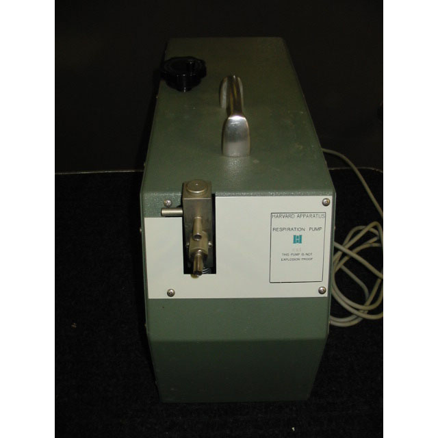Harvard Apparatus Model 661 Respiration Pump