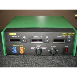 BioRad Model 3000/300 electrophoresis power supply