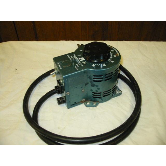 Staco Model 3PN1210, 0-120 VAC, 12 A