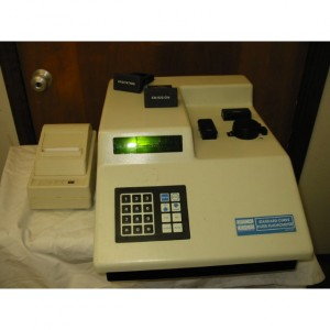 Optical Technical Devices 160115 Standard Curve Filter Fluorometer