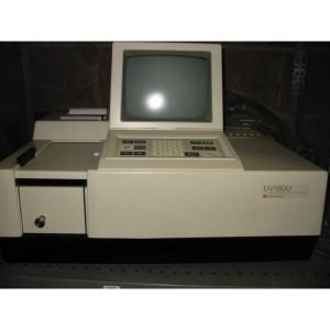 Shimadzu UV160U UV-Vis spectrophotometer