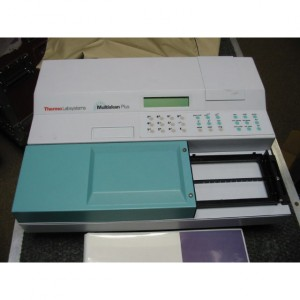 Thermo Model 355 Multiskan Plus Microplate Reader