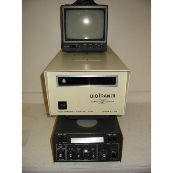 New Brunswick Model C112 BioTran III Automated Colony Counter 1