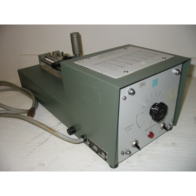 Harvard Apparatus Model 901 Infusion Pump