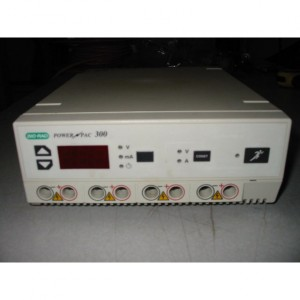Bio-Rad Model PowerPac-300 electrophoresis power supply