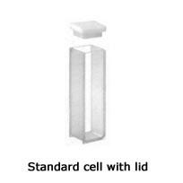 Pyrocell - Fluorescence - 2mm light path - 4 Semi-Micro-cells