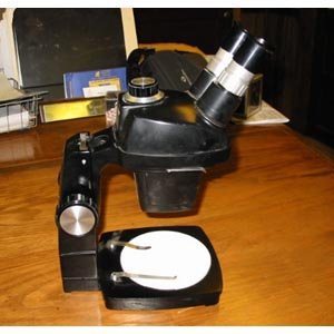 Bausch & Lomb Stereozoom 7 Series Microscopes