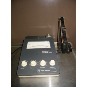 Fisher Accumet 900 Analog pH meter